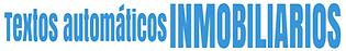 MÓDULO 32 Textos Automáticos Inmobiliarios www.textosinmobiliarios.esy.es