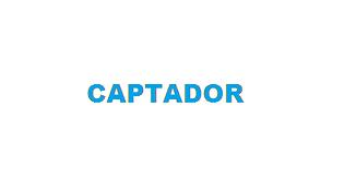 Ver las tareas de un agente inmobliario CAPTADOR.