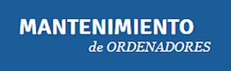 MANTENIMIENTO DE ORDENADORES