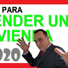 CURSO. GUÍA PARA VENDER UNA VIVIENDA EN 2020