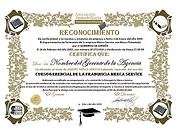 DIPLOMA DEL CURSO DE GERENTE DE AGENCIA DE ALQUILER
