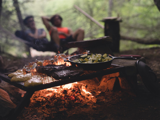Easy (and yummy!) RV Meal Plans