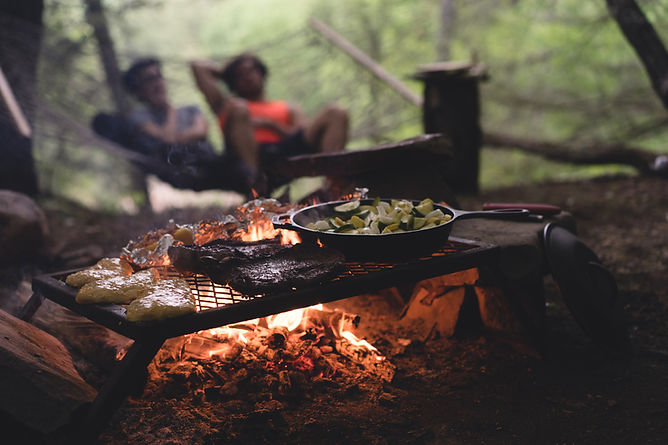 Campfire Meal