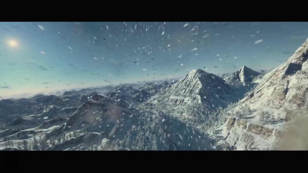 CGI ENVIRONMENTS CREATION