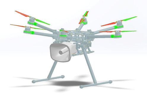 Bird-Deterrent Drone