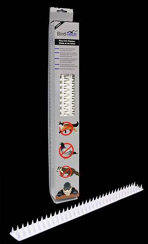 Pic Anti Chat-Pigeon Blanc (Mètre) (+mètres-prix)