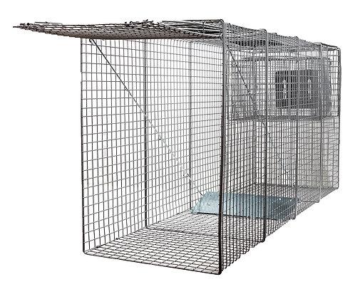 Gabbia Trappola per Catturare Animali Vivi. Su Misura.