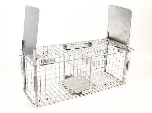 Trap Cage to Capture Live Animals. 62x22x25cm.