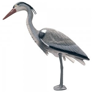 Figura Real Garza Anti Aves