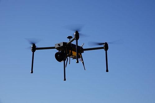 Dron Anti Oiseaux