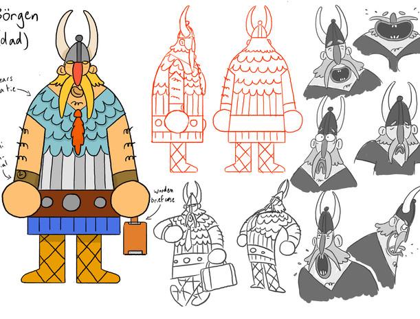 Viking Father