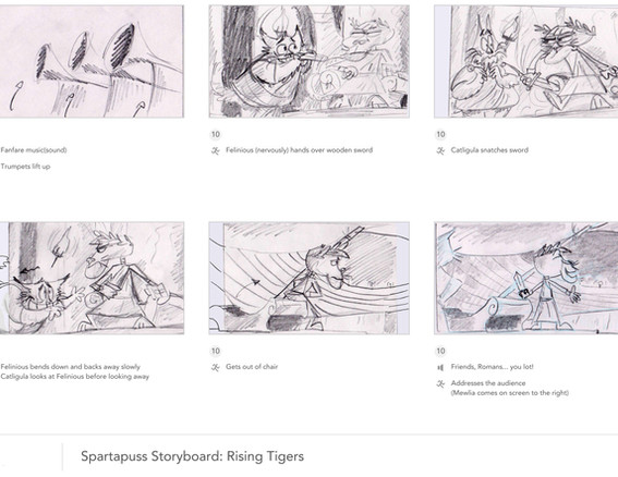 Spartapuss Storyboard Rising Tigers p19.