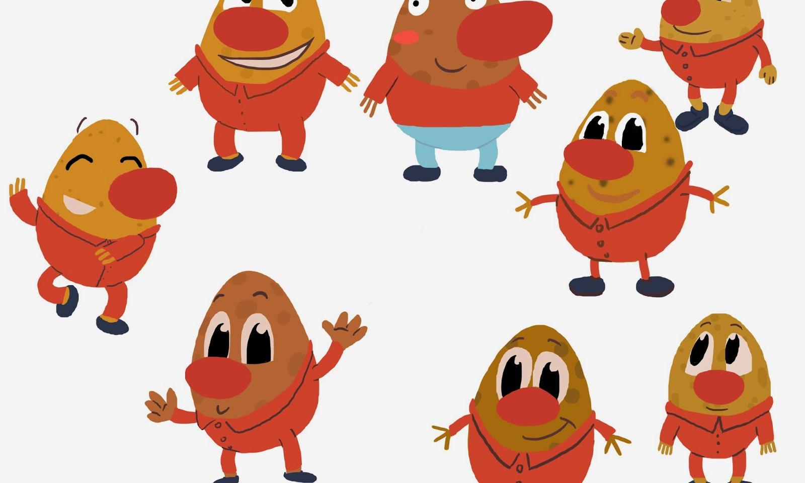 Potato Concept