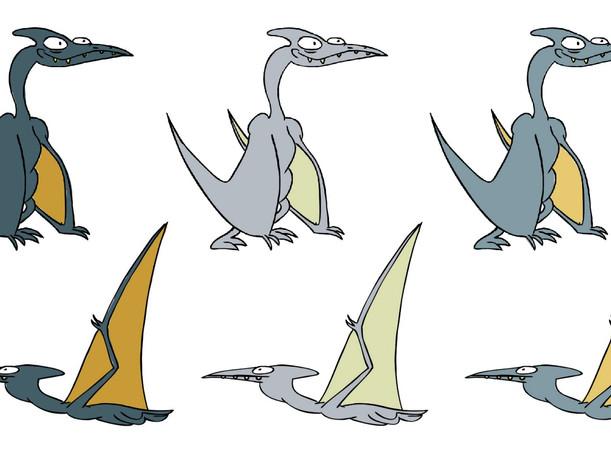 pterosaur variants