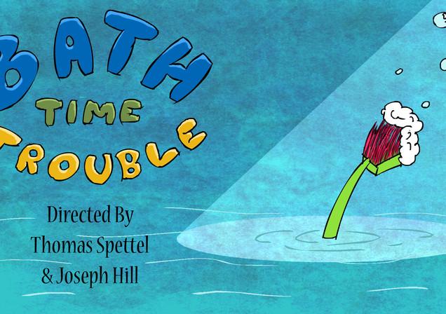 Bath-Time-Trouble