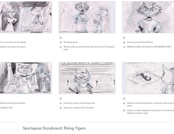 Spartapuss Storyboard Rising Tigers p20.