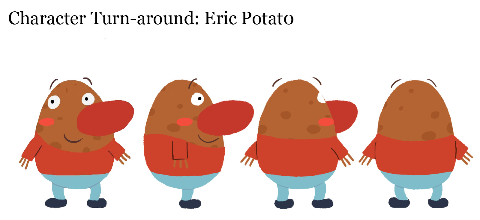 Eric The Potato
