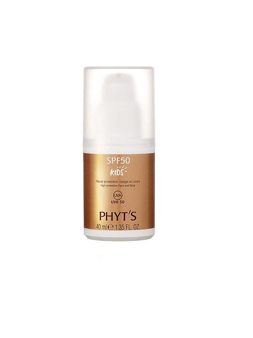 SPF 50 Kids - Phyt'S Bio