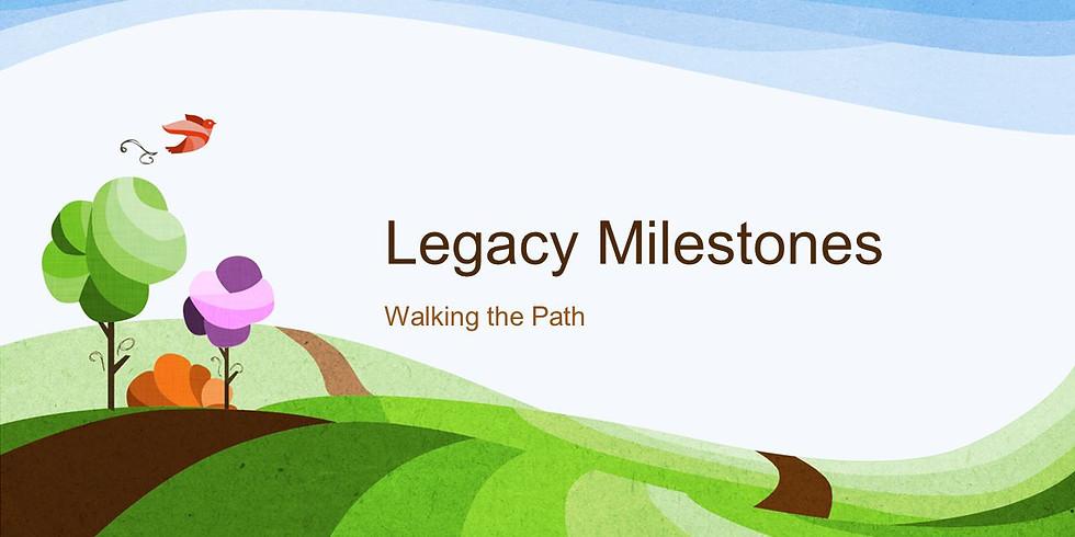 Milestone 1 Class - Parent/Child Dedication