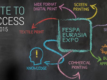 FESPA EURASIA2015