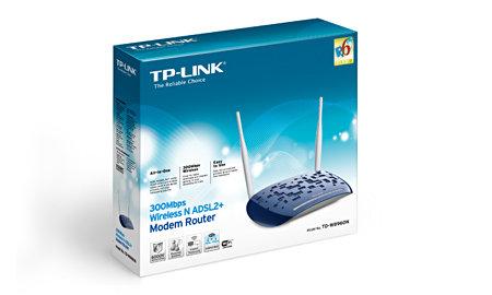 Modem/rooter Tp-link 300mbps