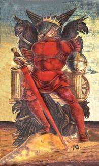 KING OF SWORDS 14