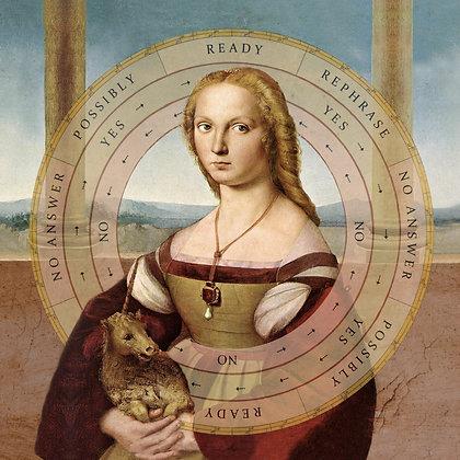 Girl with Unicorn Pendulum Collection