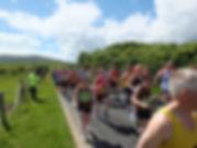 Isle of Harris, Half Marathon, Fun Run