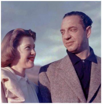 Mary Zimbalist : Photographs : Mary with Sam