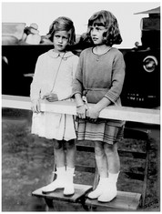 Mary Zimbalist : Photographs : Mary as a young girl