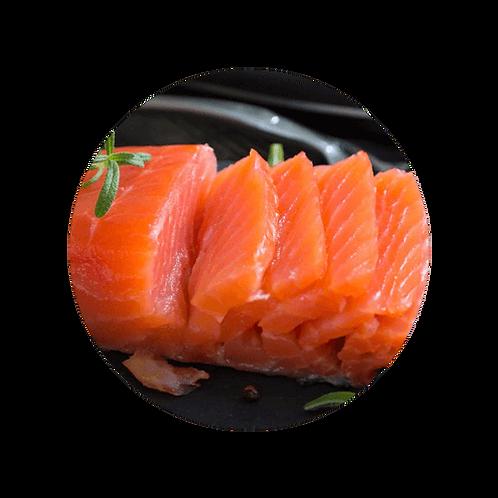 Smoked Salmon Sushi Grade