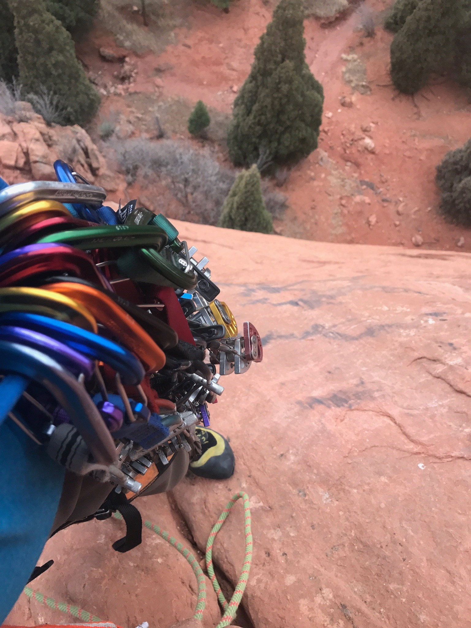 Trad Climbing 101