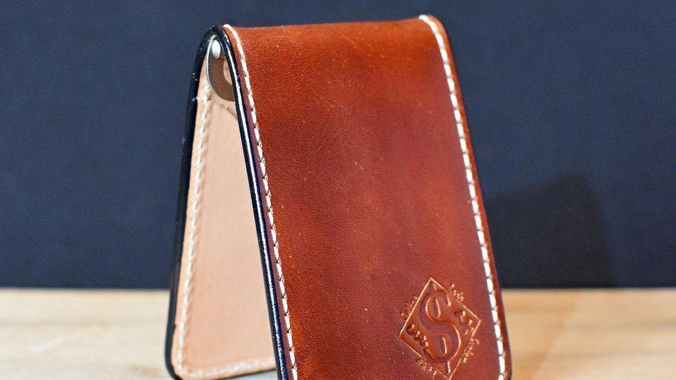 Dayworker Wallet -Medium Brown