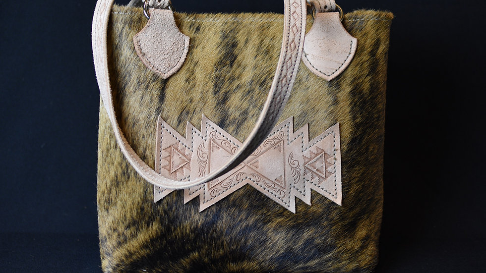 Cowhide Tote (Small)