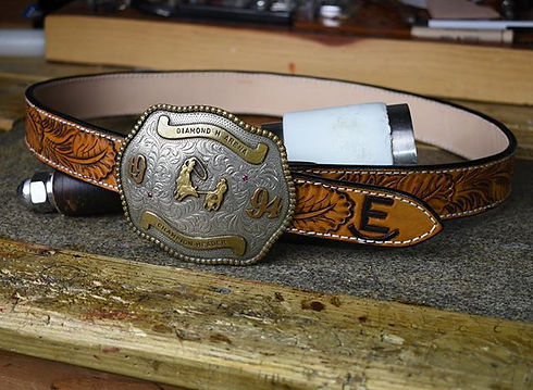 Finally made time to finish this belt fo