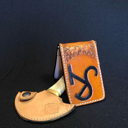 Another wallet finished up and ready for