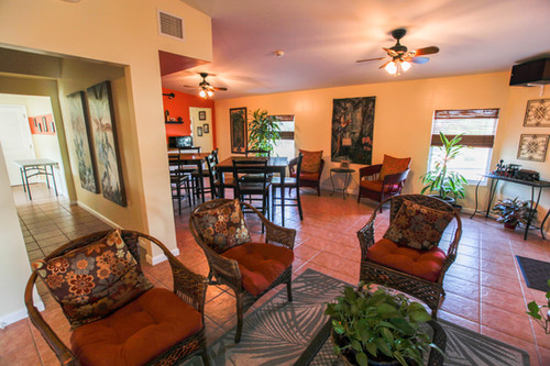 RV Park Clubhouse in Florida Keys