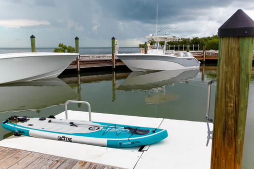 Kayaking from RV park Florida Keys
