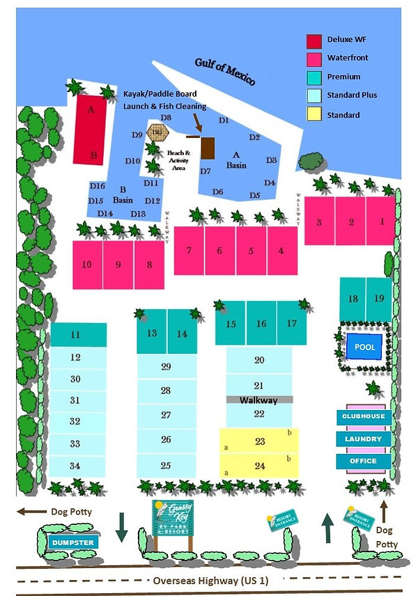 Resort Map | Florida Keys | Gry Key RV Park & Resort on graph key, help key, home key, no name key, defiant lock key, city key, del key, elevation key, ferry to anclote key, list key, game key, microscope key, art key, clock key, plate tectonics crossword answer key, time key, table key, house key, car key, chart key,