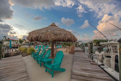 Tiki Hut Florida Keys RV Park