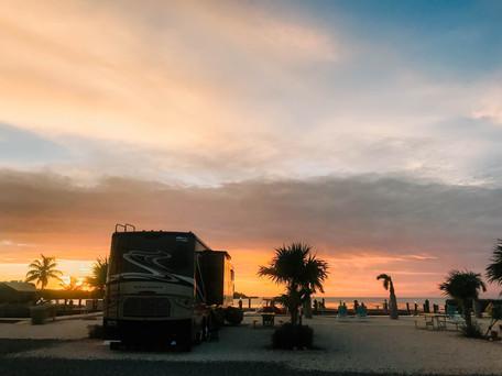 RV Site Florida Keys