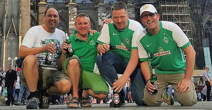 Die Durstigen vom Kölner Dom