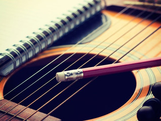 Masterclass - Songwriting (Tues, Sept 26th)