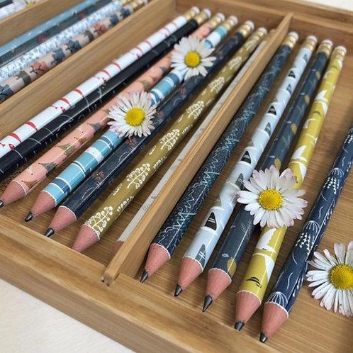 crayon - monsieur papier