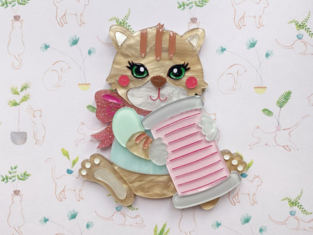 She Loves Blooms Crafting Animal Collection