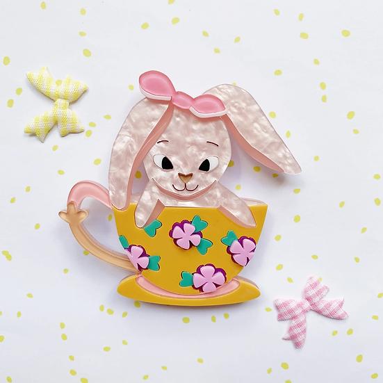 Kandie in a Teacup by SLB x Asma