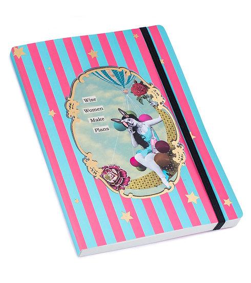 Wise Women Make Plans Notebook