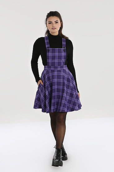 Kennedy Pinafore Dress