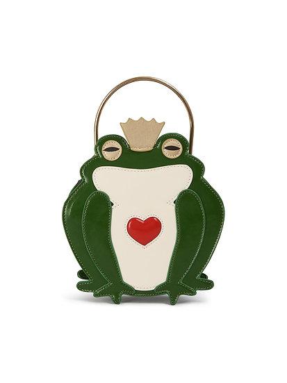 Henry the Frog Prince Bag by Lulu Hun