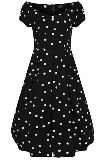 Lily Polkadot Dress